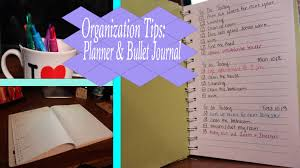 planner u0026 bullet journal organization tips lifestyle youtube