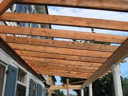 roof deck and framing kaller u0026 sons contractors craftmanship