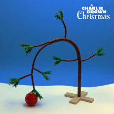 Charlie Brown And Christmas Tree - a charlie brown christmas u2014 bricknerd your place for all things