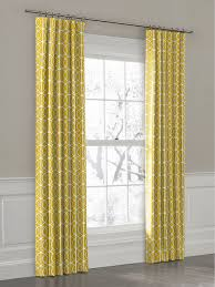 Yellow Window Curtains 3 Tips To Order Yellow Curtain Panel For Window Justasksabrina