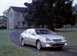 2001 lexus es300 interior buyer u0027s guide lexus xv30 es 2001 05