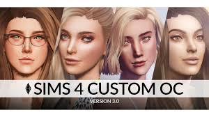 custom hair for sims 4 sims 4 custom female ped add on ped gta5 mods com