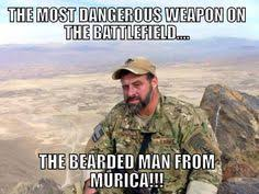 Special Forces Meme - beard combat beards and mustaches pinterest