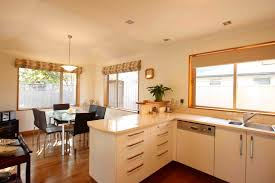 kitchen galley kitchen ideas with modern kitchen cabinet in white