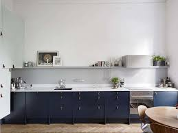 navy blue kitchen cabinet pulls trend alert the cult of the blue kitchen 10 favorites