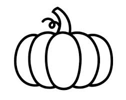 pumpkin outline svg etsy