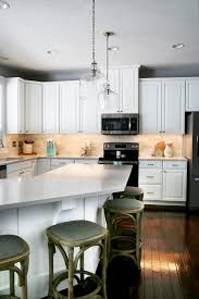 kitchen cabinet led lighting how to install cabinet lighting in the kitchen using