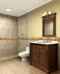 Tile Borders Borders For Bathroom Mirrors