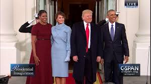 Donald Trump Houses President Elect Donald Trump Arrives White House Tea C Span Org