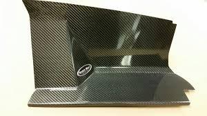 2000 Black Mustang Gt Scott Rod Fabrications Custom Aluminum Panels For Fox Body 79 93