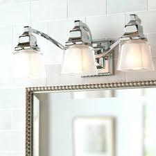 Chrome Bathroom Vanity Lighting Inspirational Bathroom Vanity Lights And 3 Light Vanity Light 16