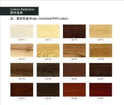 Laminate Floor Skirting China Pvc Skirting Board With 18mm Gap For Laminate Flooring