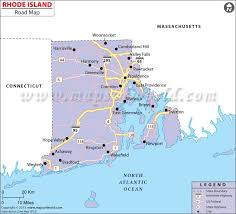map usa rhode island 153 best usa state road maps images on road maps