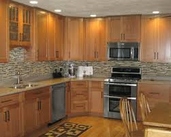 kitchen cabinets backsplash ideas kitchen backsplash with oak cabinets oak cabinet backsplash ideas