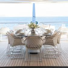 Monte Carlo Dining Room Set by The Interior Styling Of Sabrina Monte Carlo Superyachts Com