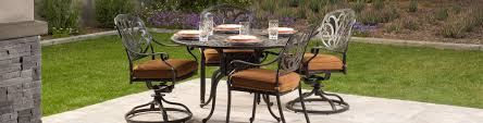 outdoor dining sets 1499 and less 5 piece patio dining sets