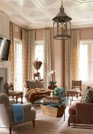 Curtain Styles For Living Rooms 136 Best Living Room Window Treatments Images On Pinterest