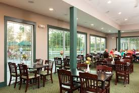 Ella Dining Room And Bar Magnolia Greens Golf Clubhouse Masonboro Construction