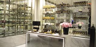 construction management retail luxury portfolio