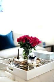 Decorative Trays For Coffee Table Decorative Trays For Coffee Tables Fit For Large Room Coffee