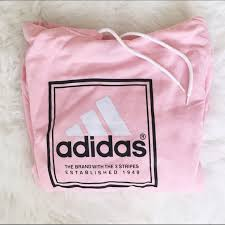 light pink adidas sweatshirt sold on merc adidas light pink sweatshirt flaws smoke free