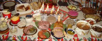 list of christmas dishes wikiwand
