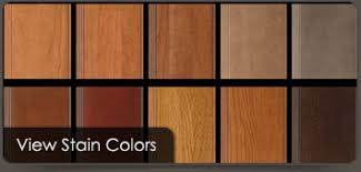 Kitchen Cabinets Wood Colors Kitchen Cabinet Stain Colors 8 Stunning For Cabinets