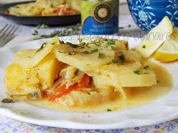 cuisine morue recette de morue a la tomate et aux pommes de terre le