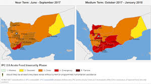 Where Is Yemen On The Map Crisis Analysis Of Yemen Acaps