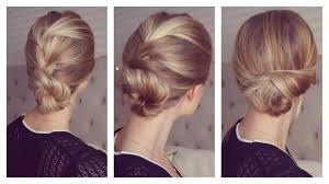 bobbie pins 3 easy and fast updos only using bobby pins