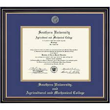 14x17 diploma frame southern and a m college 14x17 prestige diploma frame