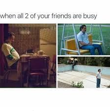 No Friends Meme - trending current events