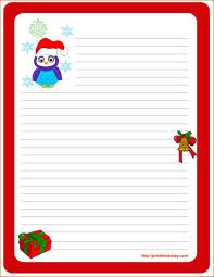 free printable christmas letter templates temasistemi net