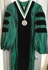 doctoral regalia academic regalia in the united states