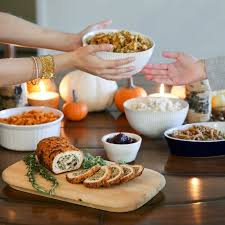 veggie filled thanksgiving feast great taste events