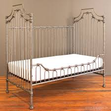 Convert Crib To Daybed Parisian Daybed Kit Pewter