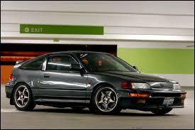 ten cars that should be brought back 1 honda crx potpourri
