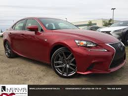 red lexus is 250 2014 lexus certified pre owned red 2014 is 250 awd premium f sport