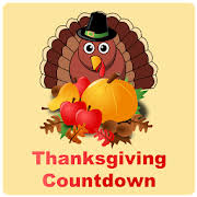 thanksgiving countdown widget apps on play