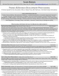Financial Analyst Resume Template Equity Research Analyst Resume Sample Sample Resume Quantitative