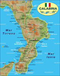 Map Of Pompeii Italy by Cosenza Calabria Italy Map Italy Pinterest Calabria Italy