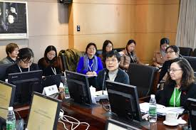 Int by Beijing Hosts Int U0027l Seminar On Gender Equality Sustainable