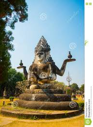 Statues Of Gods by Ancient Statues And Sculptures Of Hindu And Buddhism Gods In