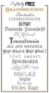 25 unique halloween fonts ideas on pinterest free halloween