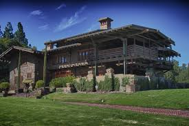 the gamble house in pasadena is an outstanding example of american
