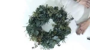 eucalyptus wreath eucalyptus wreath tutorial