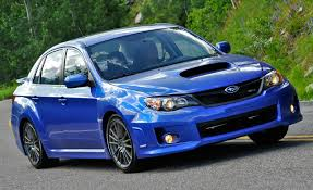 subaru wrx hatchback spoiler 2011 subaru impreza wrx first drive review reviews car and