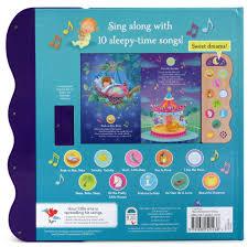bedtime songs 10 button children u0027s sound book 10 button sound