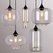 Glass Pendant Lights For Kitchen by The Beauty Glass Pendant Lights Lighting Designs Ideas
