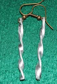 aluminum earrings 89 best aluminum earrings other designers images on